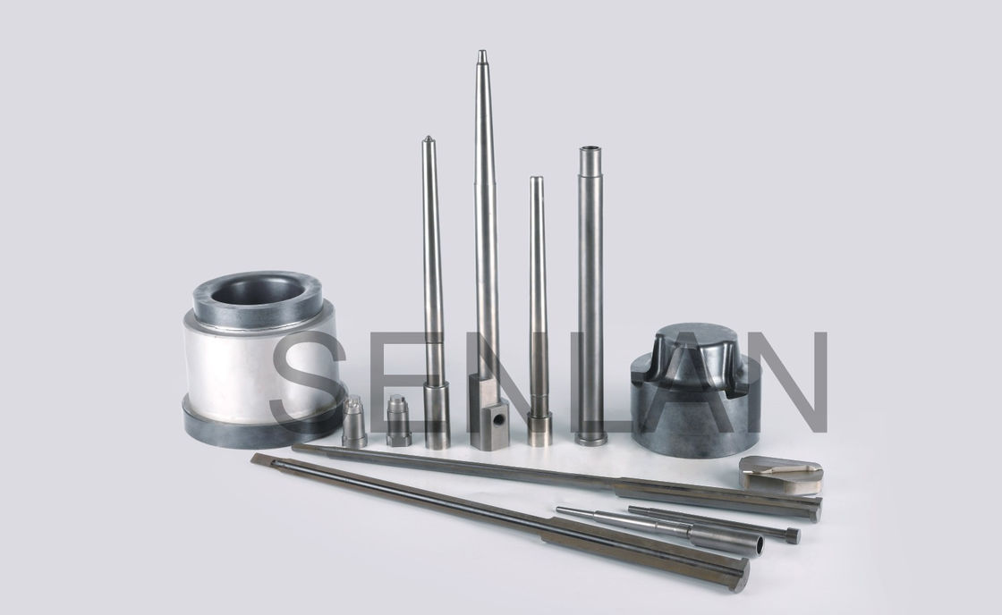 Automotive DAC Nitrding Die Casting Mold Parts Die Casting Core Pins